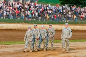 army color guard